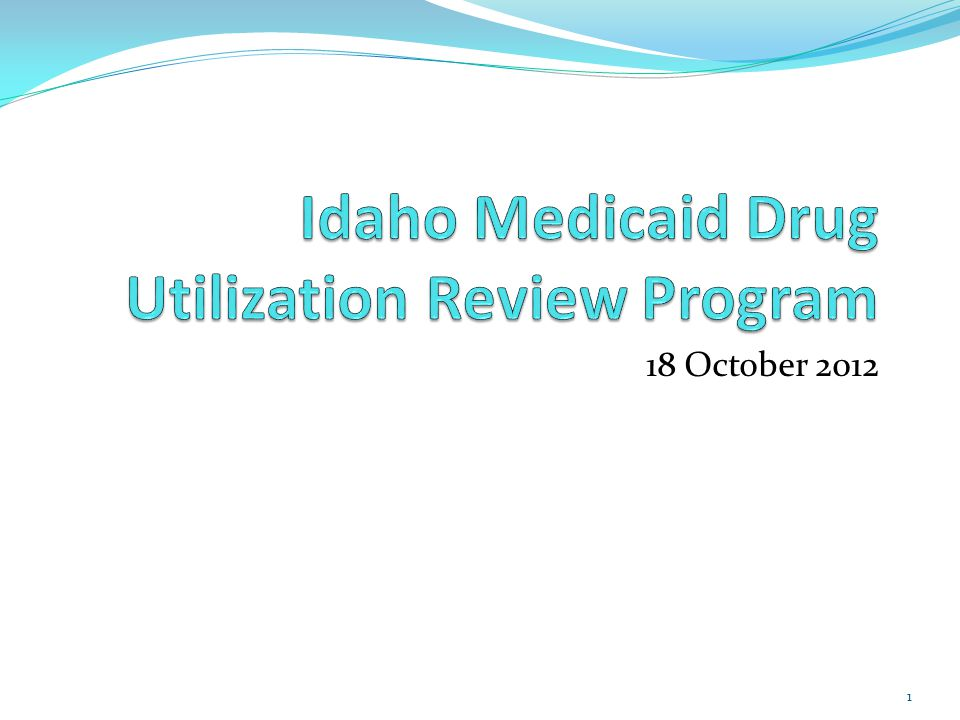 Growth Hormone DUR Idaho Medicaid's Pharmacy & Therapeutics (P&T) Committee requested that the DUR Board look at the utilization numbers of the Growth Hormone class.