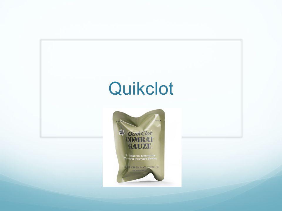 Quikclot