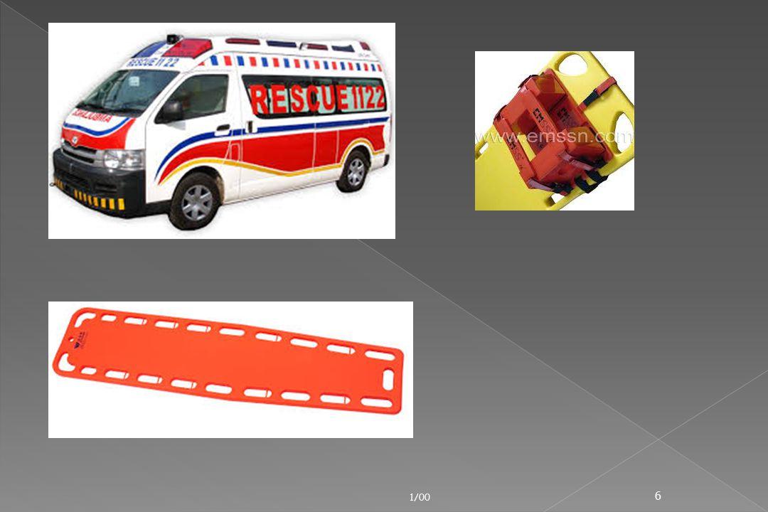 1/00 17 B.Breathing & Ventilation * Airway patency does not assure adequate ventilation.