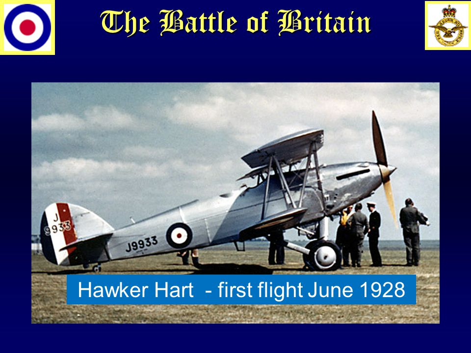 The Battle of Britain Airplane Operational ceiling (500 fpm) Time to Operational ceiling ROC @ 25,000 ft Time to 25,000 ft Mk.1 Spitfire 34,000 ft21 min 33 sec1660 fpm11 min 33 sec Mk.1 Hurricane 31,400 ft21 min 15 sec1260 fpm13 min 12 sec Ref.