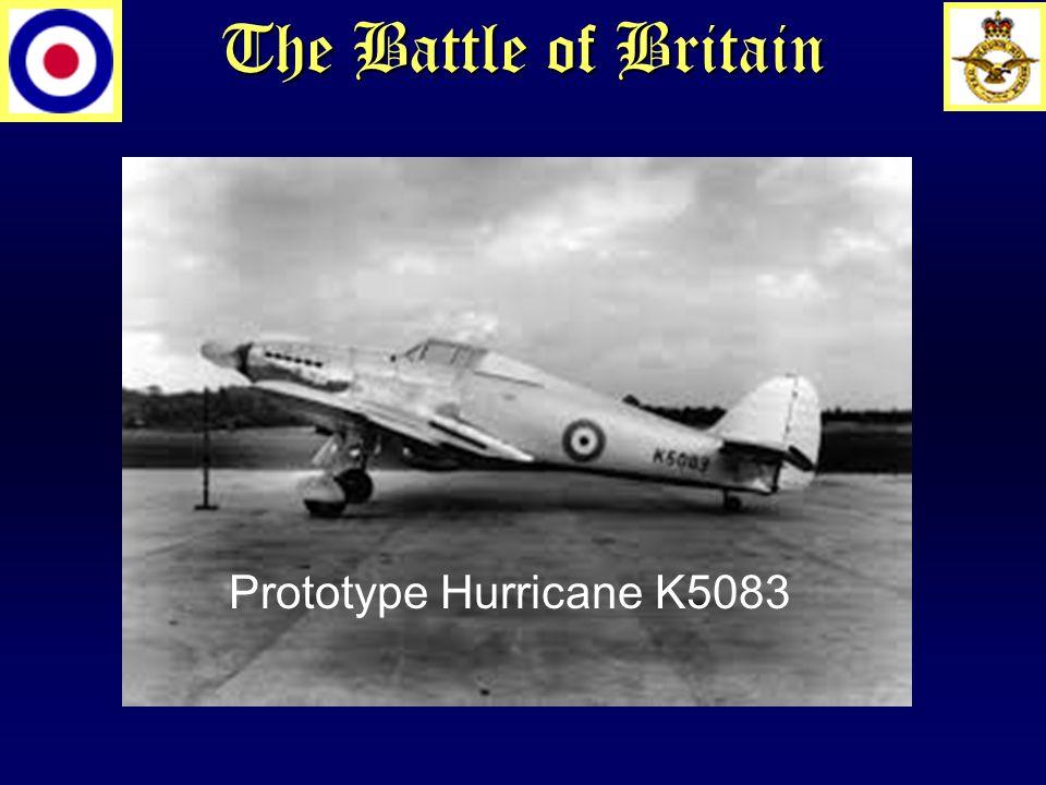 The Battle of Britain Rolls-Royce Kestrel Hawker Hart In-service 1930