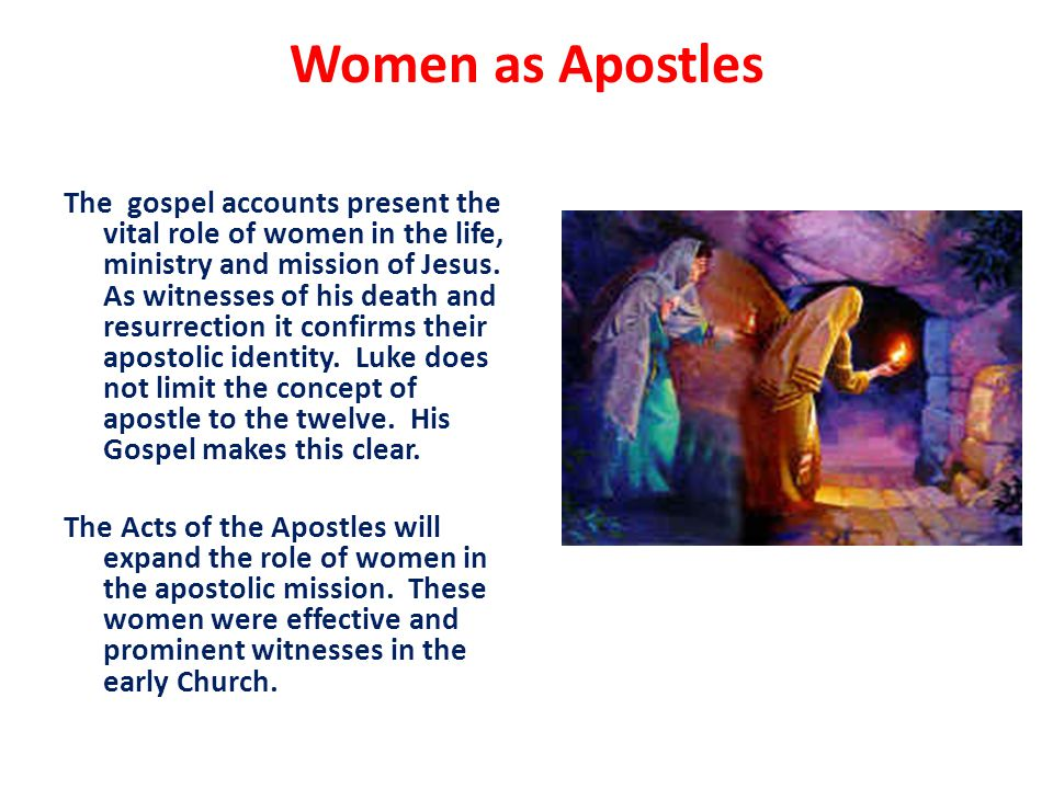 Two miracles are interwoven.They masterfully symbolize what Jesus wants for women.