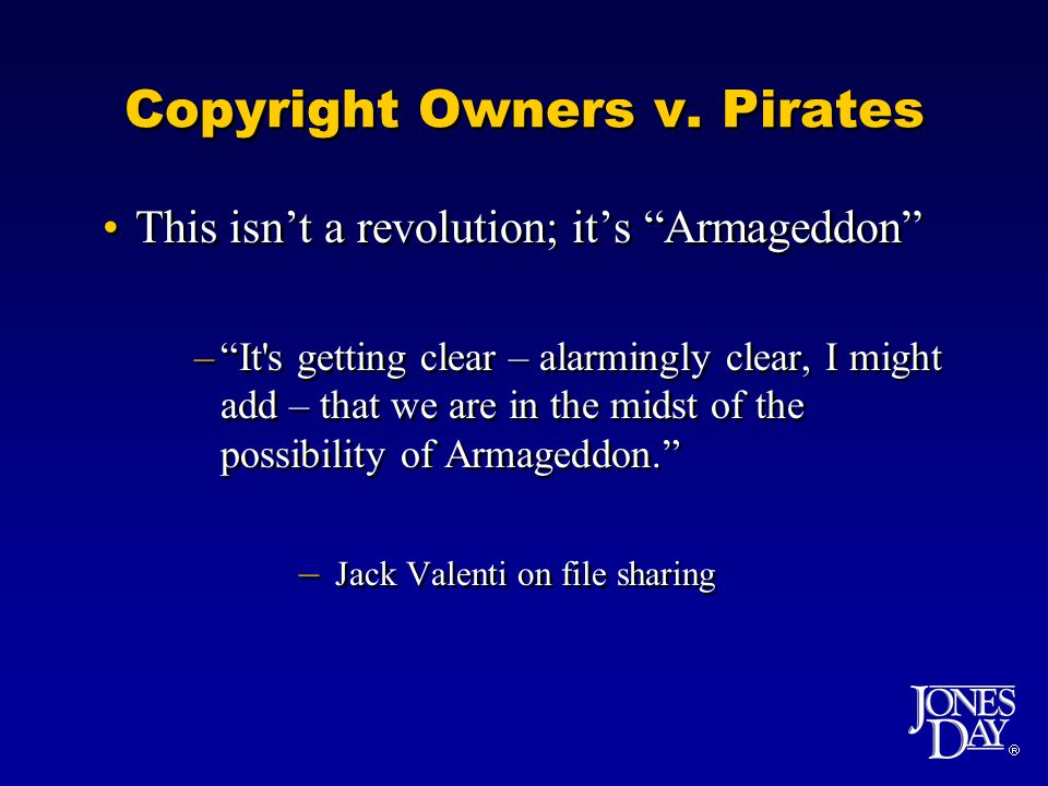  Copyright Owners v.