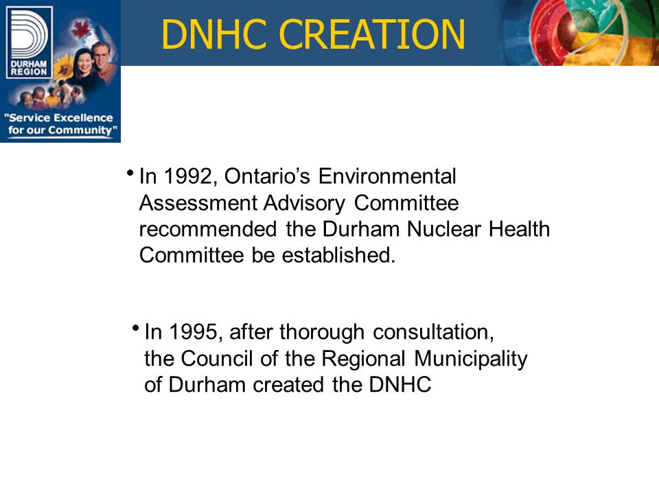 HOW TO CONTACT THE DNHC Durham Region Health Department Attn: Medical Officer of Health 1615 Dundas Street East Suite 210 Whitby, Ontario.