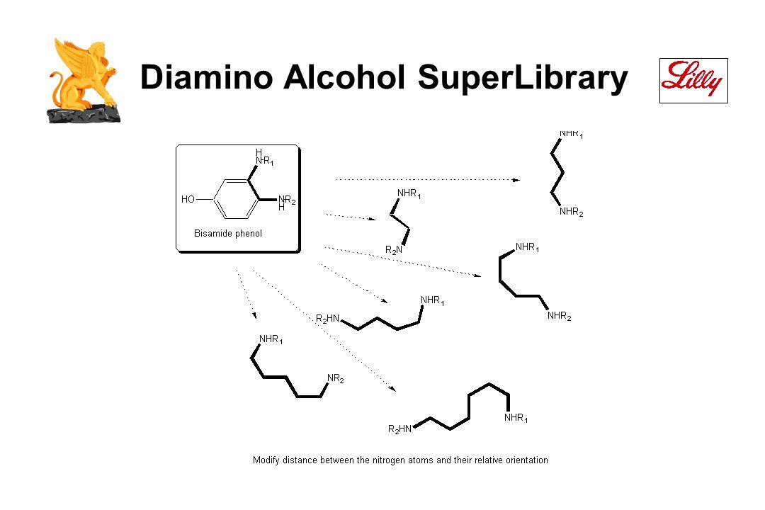 Diamino Alcohol SuperLibrary