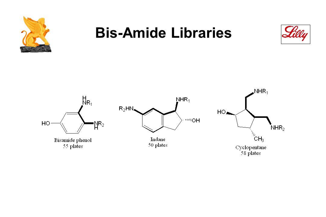 Bis-Amide Libraries