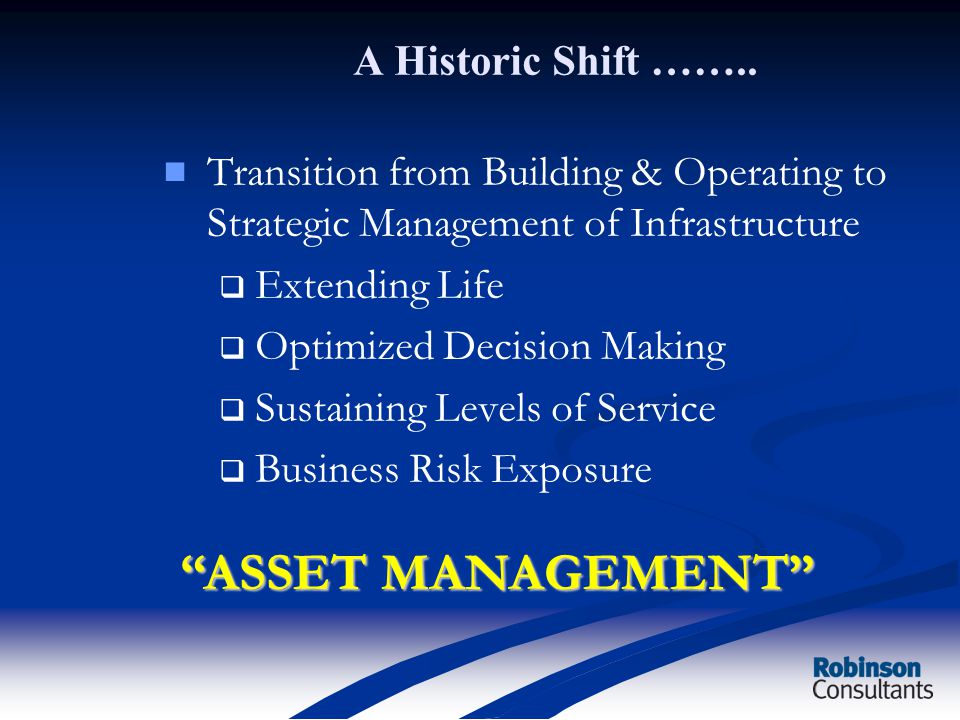 What is Asset Management .