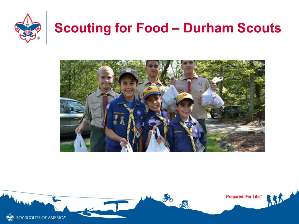 Scouting for Food – Durham Scouts