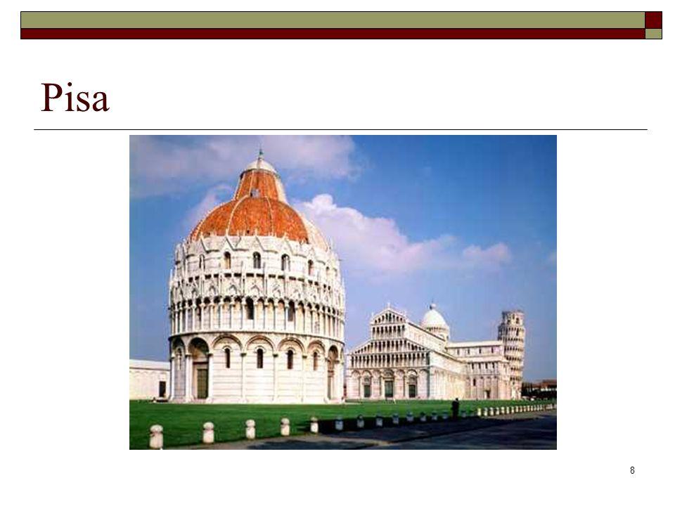 8 Pisa