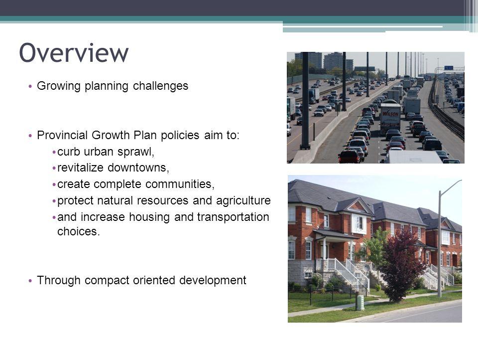 Land Budget Analysis - Policy Basis