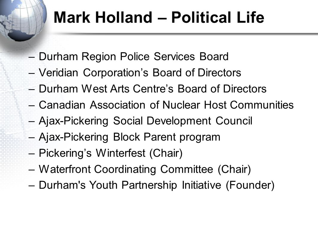Mark Holland – Life as an MP Day in the Life