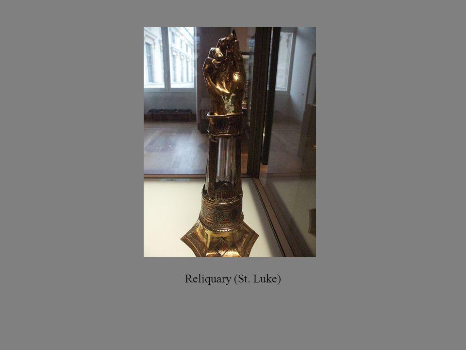 Reliquary (St. Luke)