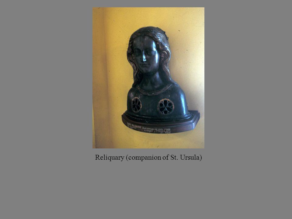 Reliquary (companion of St. Ursula)