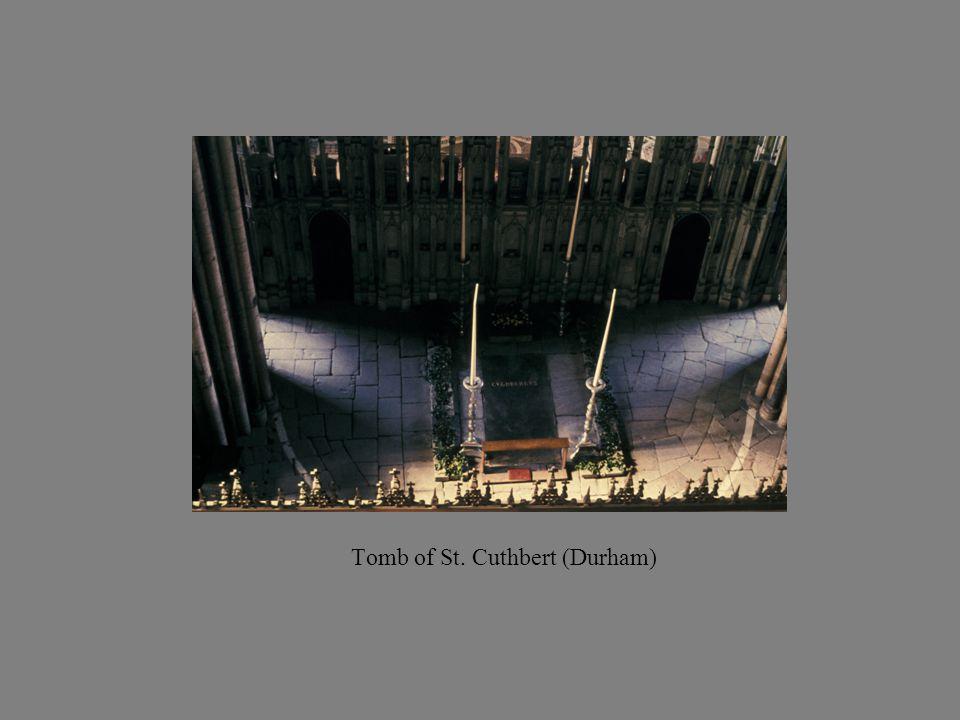 Tomb of St. Cuthbert (Durham)