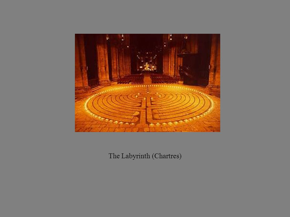 The Labyrinth (Chartres)