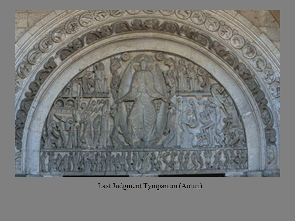 Last Judgment Tympanum (Autun)