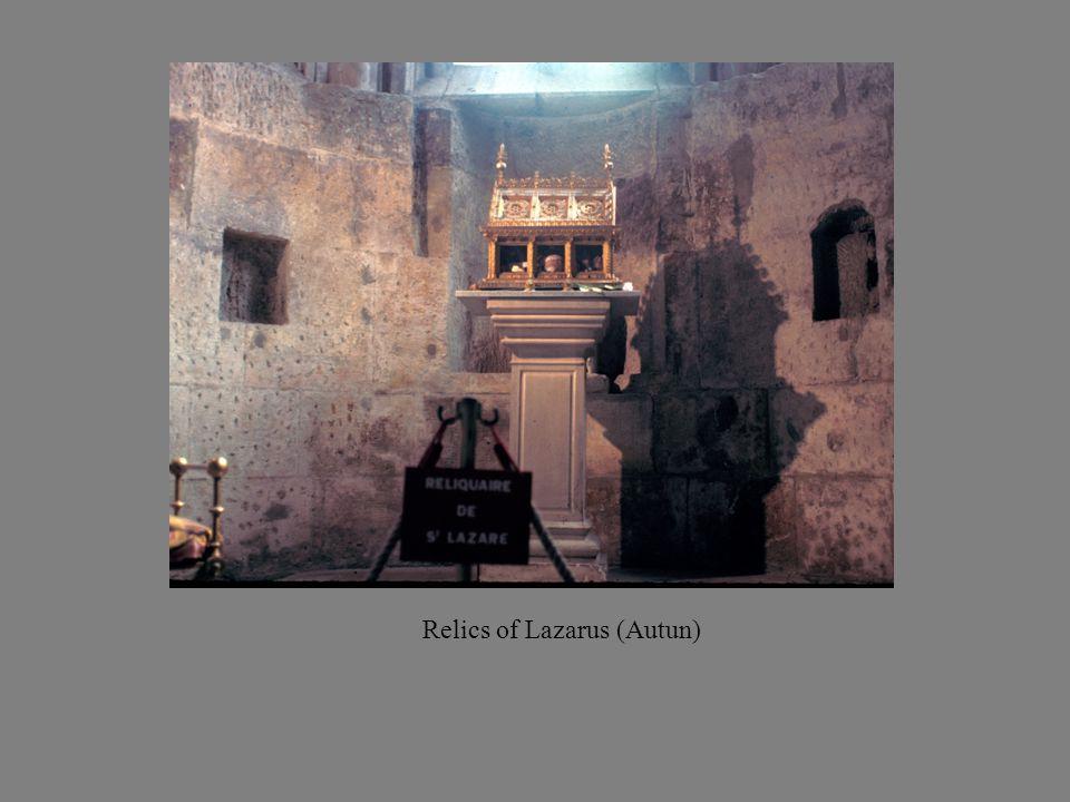 Relics of Lazarus (Autun)