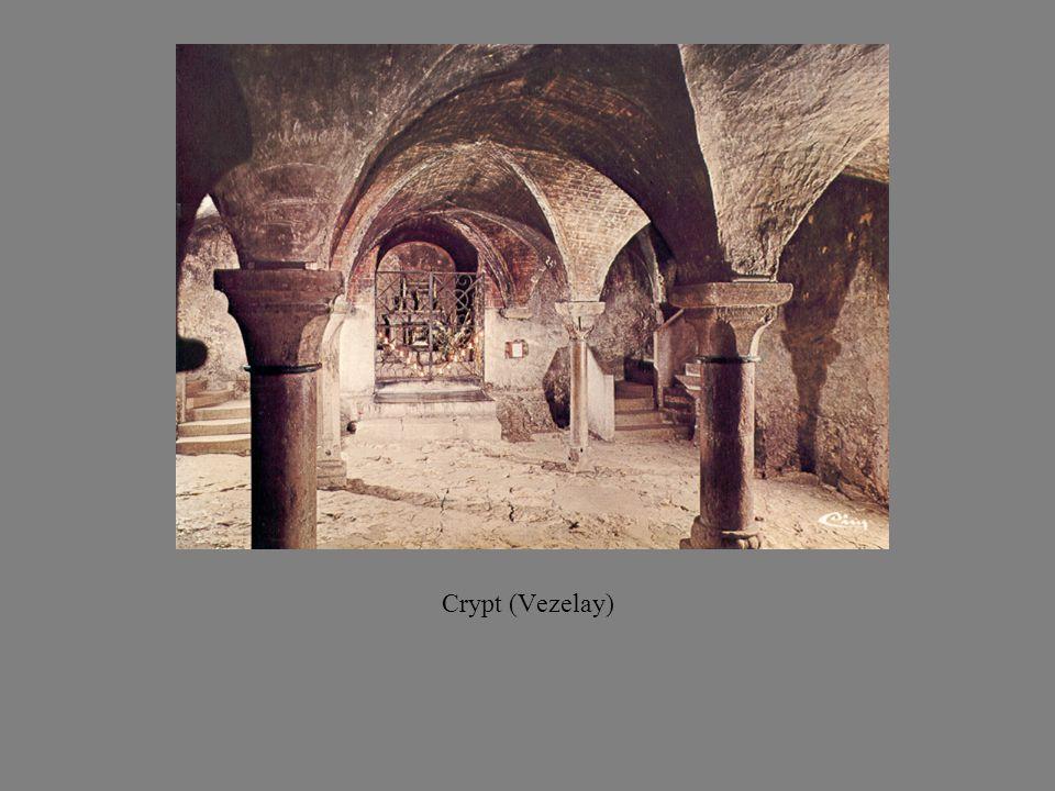 Crypt (Vezelay)