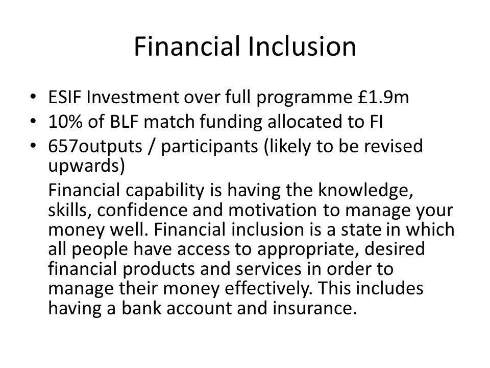 The Mechanisms Big Lottery Fund Match Community Led Local Development (CLLD) Open Call