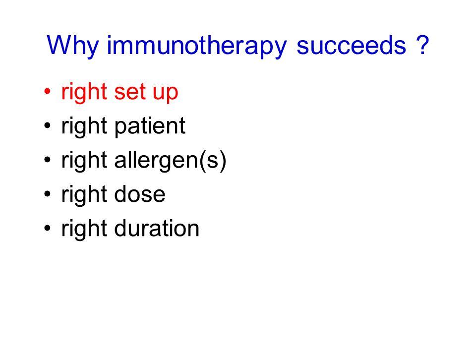 Grass pollen immunotherapy: UK immunotherapy study Frew AJ et al, J Allergy Clin Immunol 2006; 117: 319-25