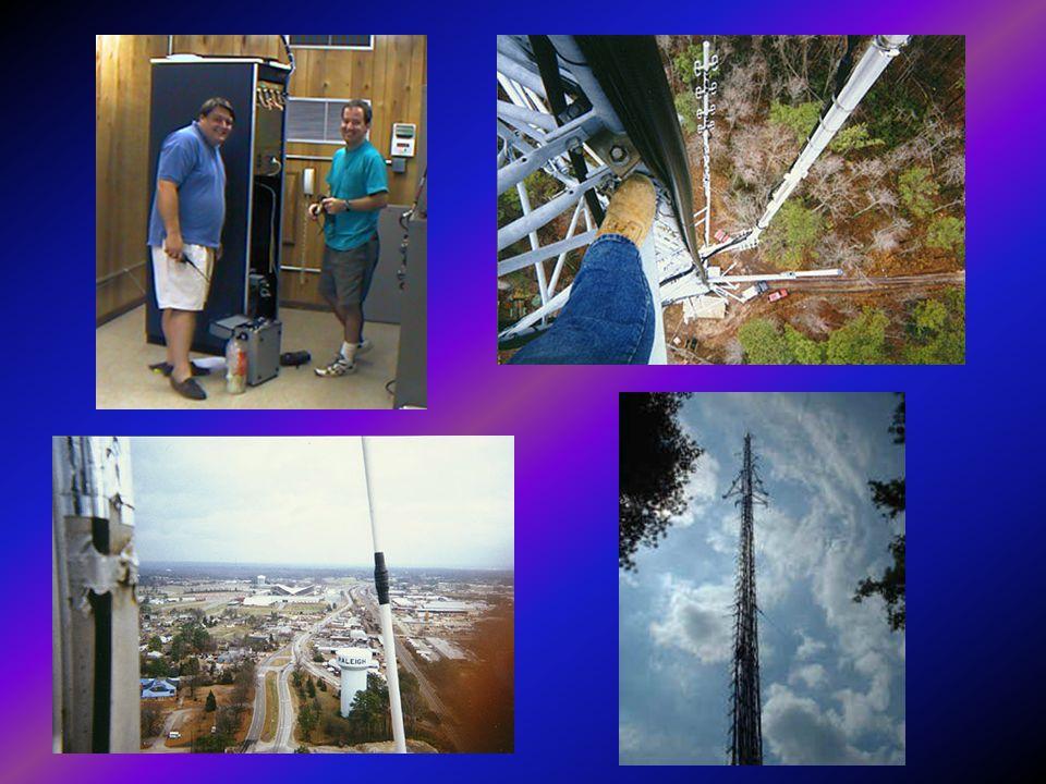 Target Goal of KD4RAA-K4JDR Repeaters… HAVING FUN with Amateur Radio !