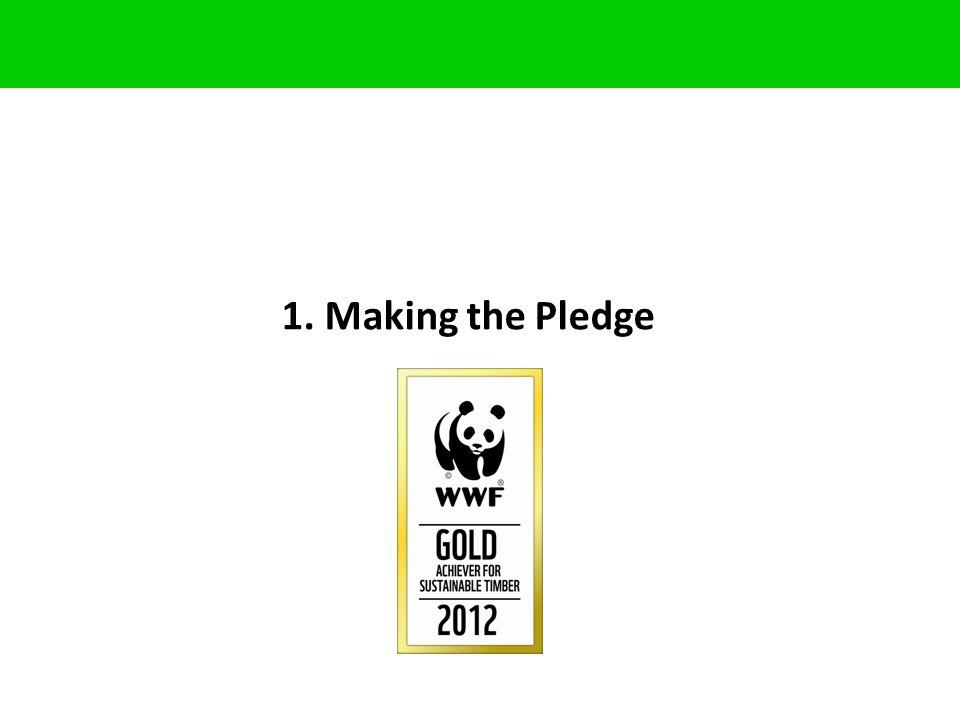 1. Making the Pledge
