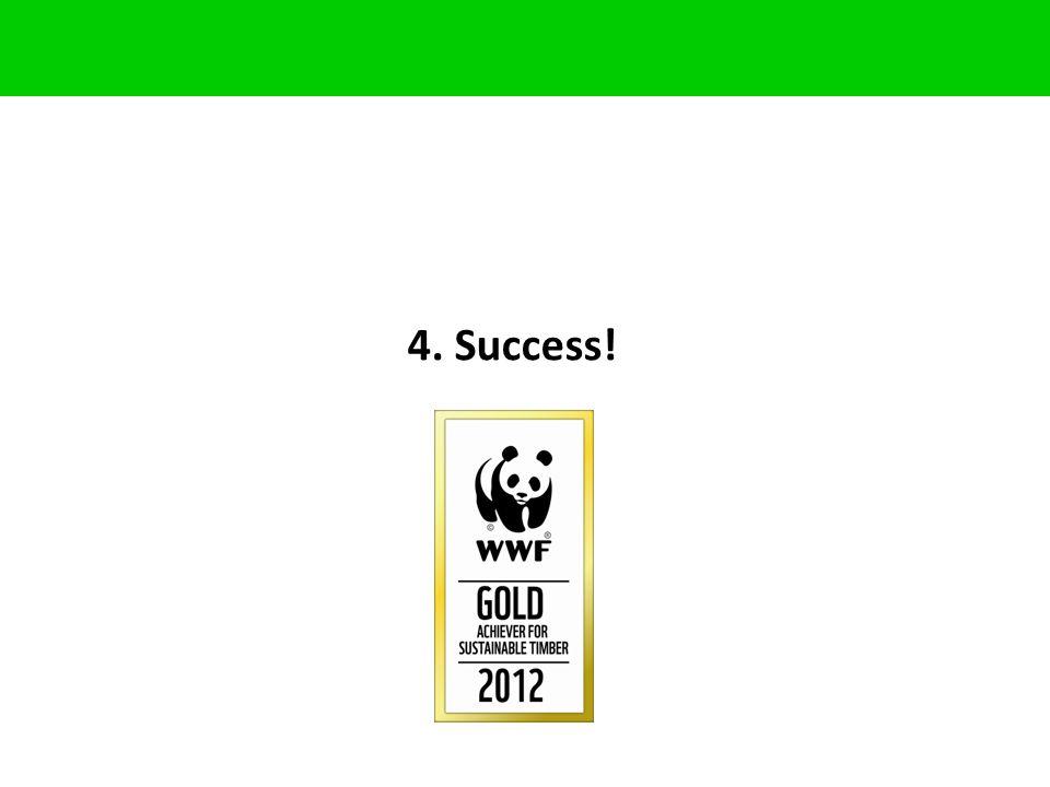 4. Success!