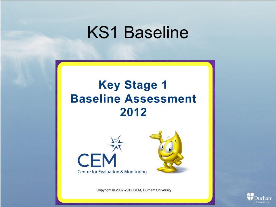 KS1 Baseline