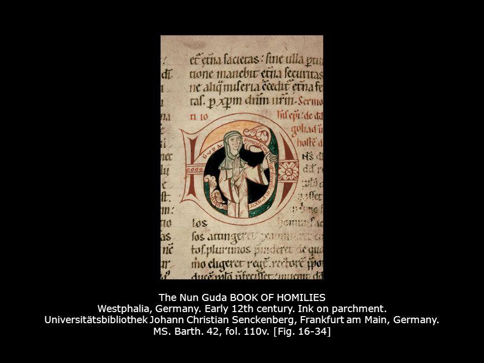 Hildegard of Bingen THE UNIVERSE 1927-1933 facsimile of Part I, Vision 3 of the Liber Scivias of Hildegard of Bingen.
