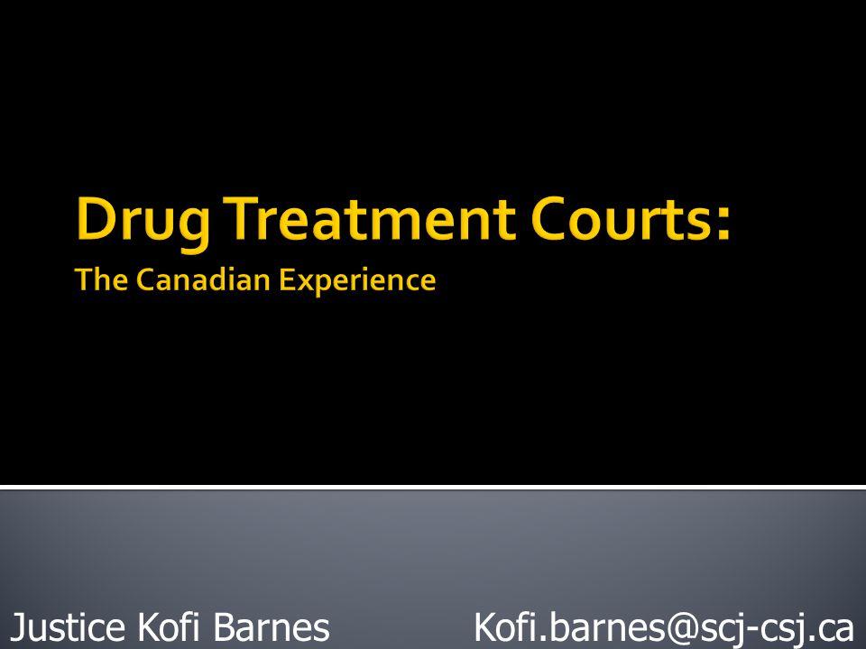 Justice Kofi Barnes Kofi.barnes@scj-csj.ca