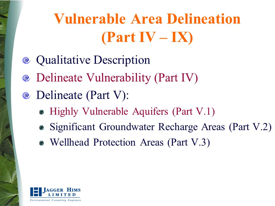 5 JHL AVI Map for Uppermost Aquifer Durham Region in SGBLS-SPR Aquifer Vulnerability Index Durham Region