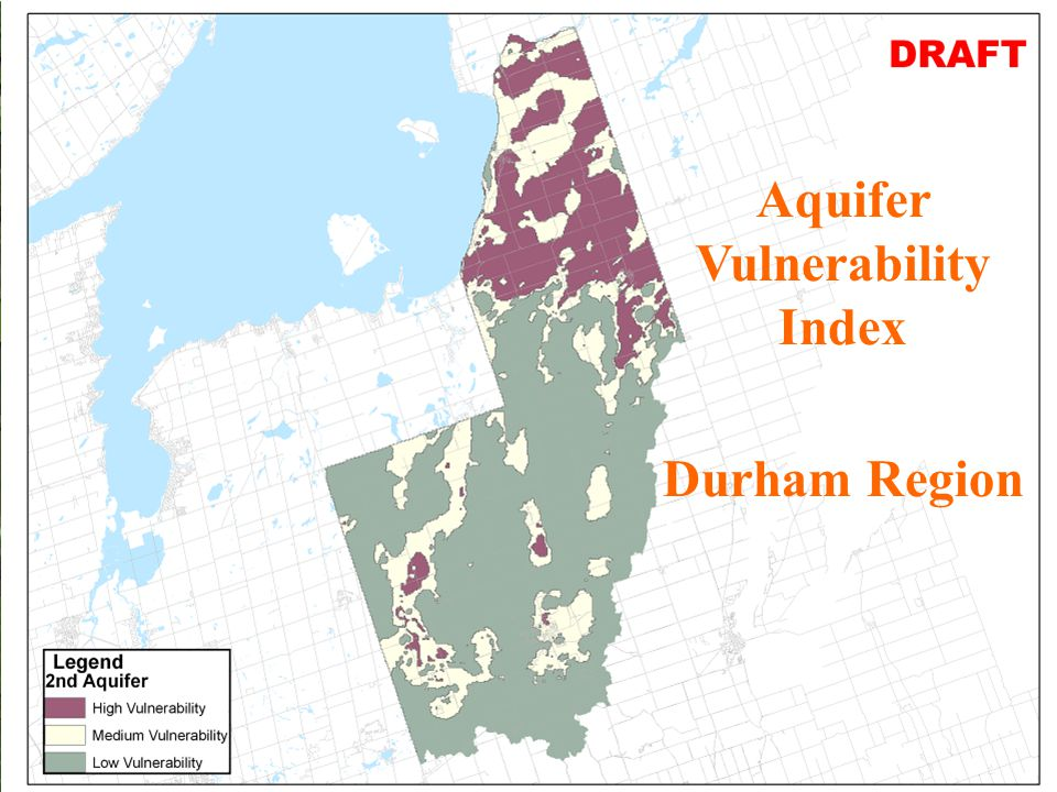 Example 2 Commercial Area High Vulnerability No Pathways Adjustment
