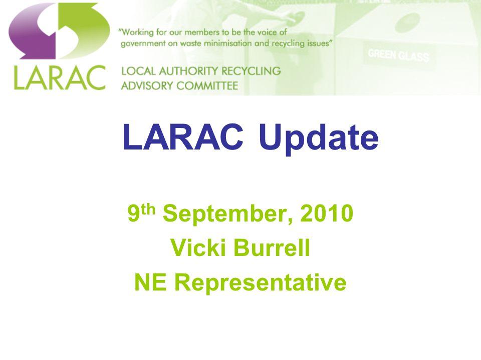 What is LARAC.
