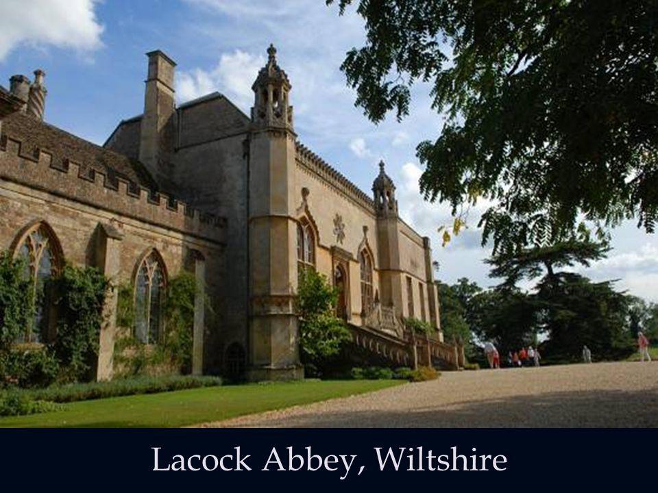 Lacock Abbey, Wiltshire