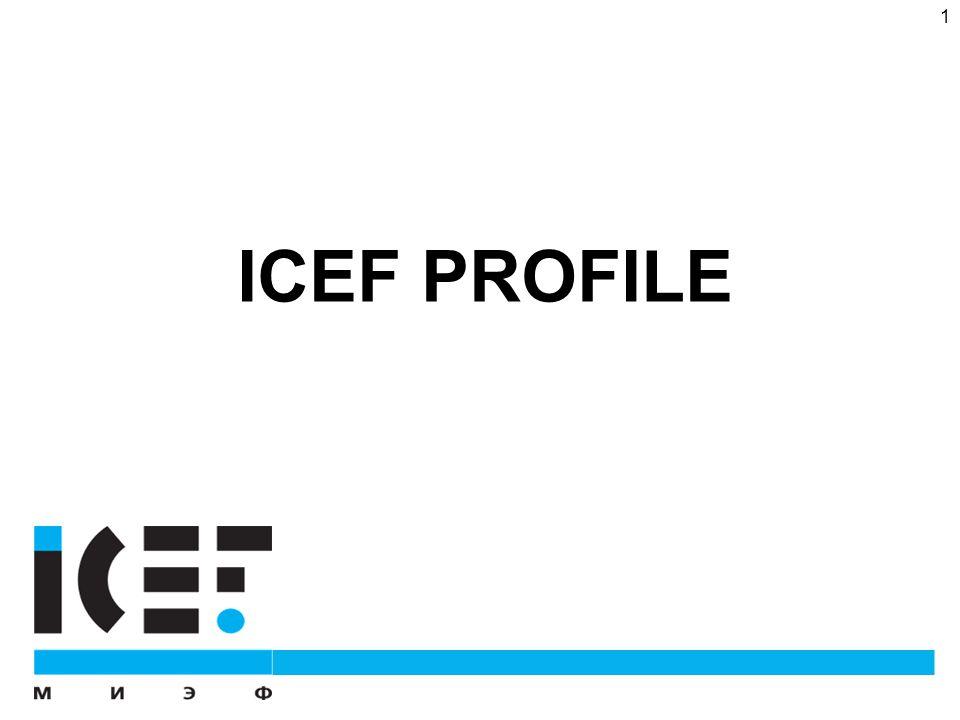 1 ICEF PROFILE