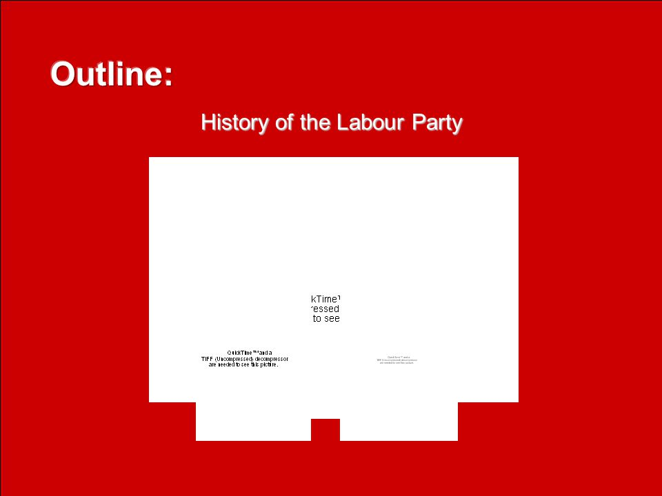 History of the Labour Party Economics Tony Blair & Gordon Brown Domestic Policy Foreign Policy