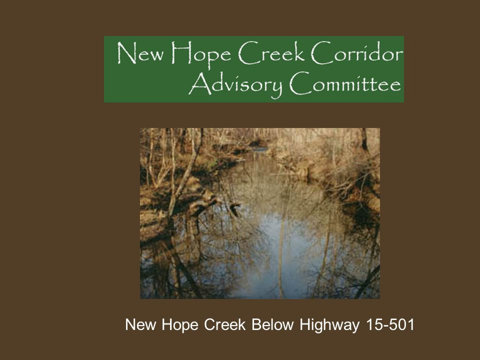Executive Summary The Durham County Inventory of Important Natural Areas, Plants and Wildlife North Carolina Natural Heritage Program Funding provided by: Durham County Board of Commissioners North Carolina Natural Heritage Trust Fund 1986/1999