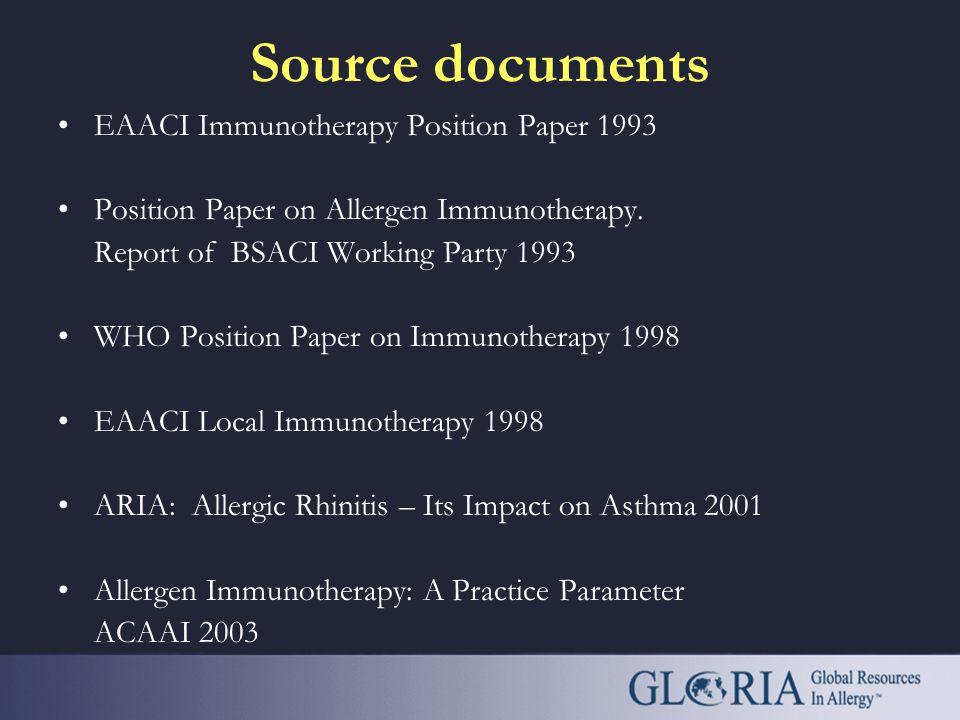 Durham SR et al New Engl J Med 1999;341:468-75 Grass pollen immunotherapy: long-term efficacy