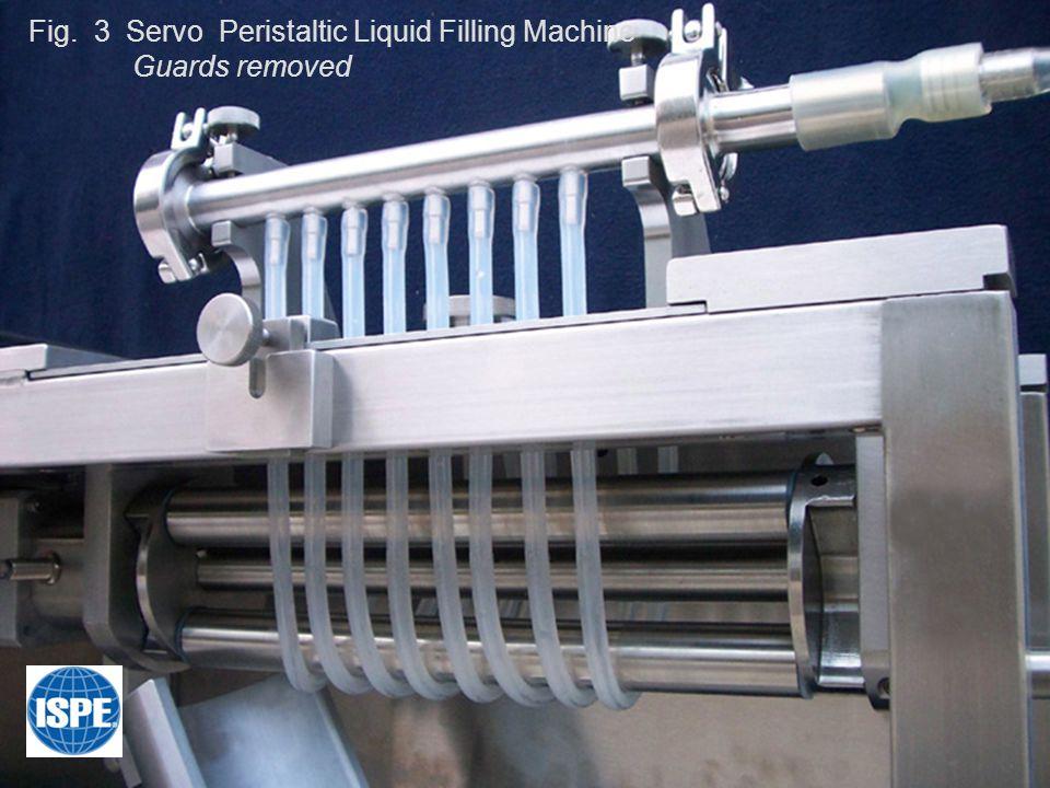 Catalent Pharma Solutions - Servo Peristaltic Data Produced: 02/13/08