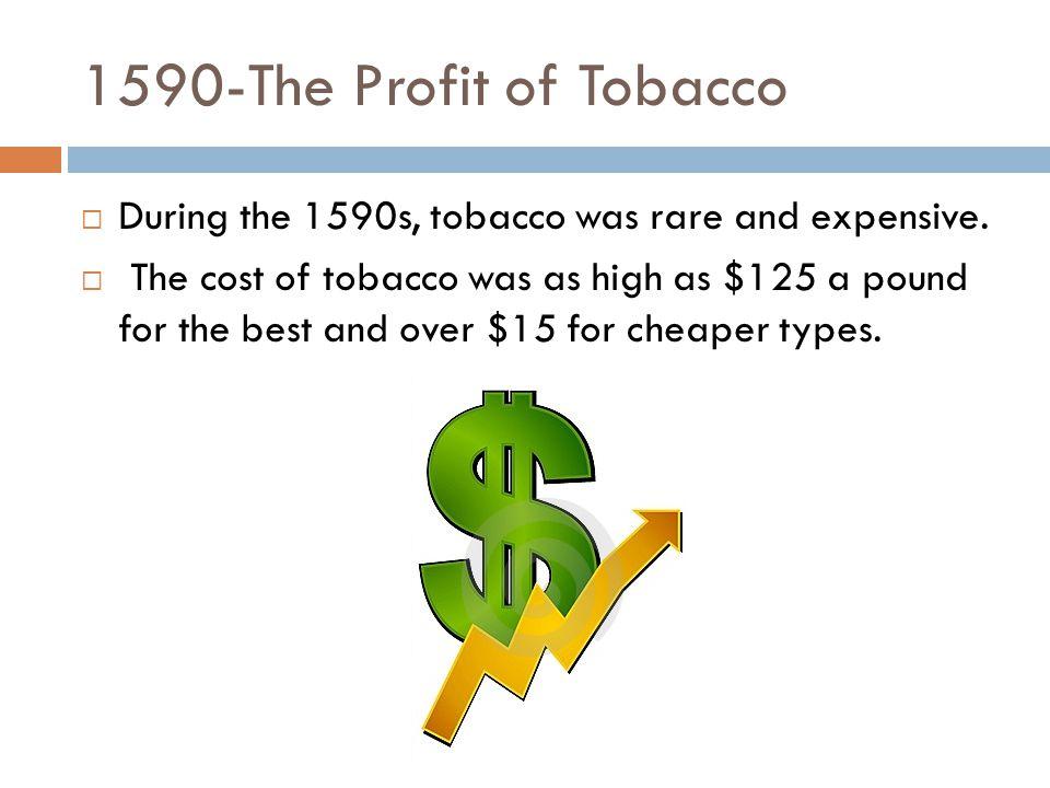 1930- Tobacco Bad??.
