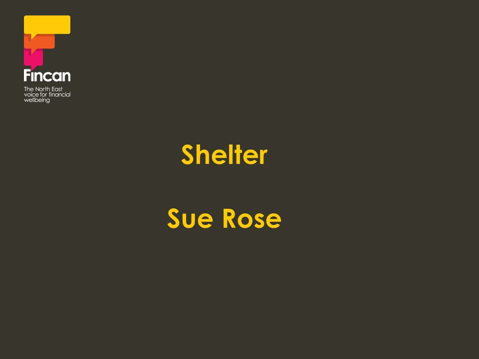 Shelter Sue Rose