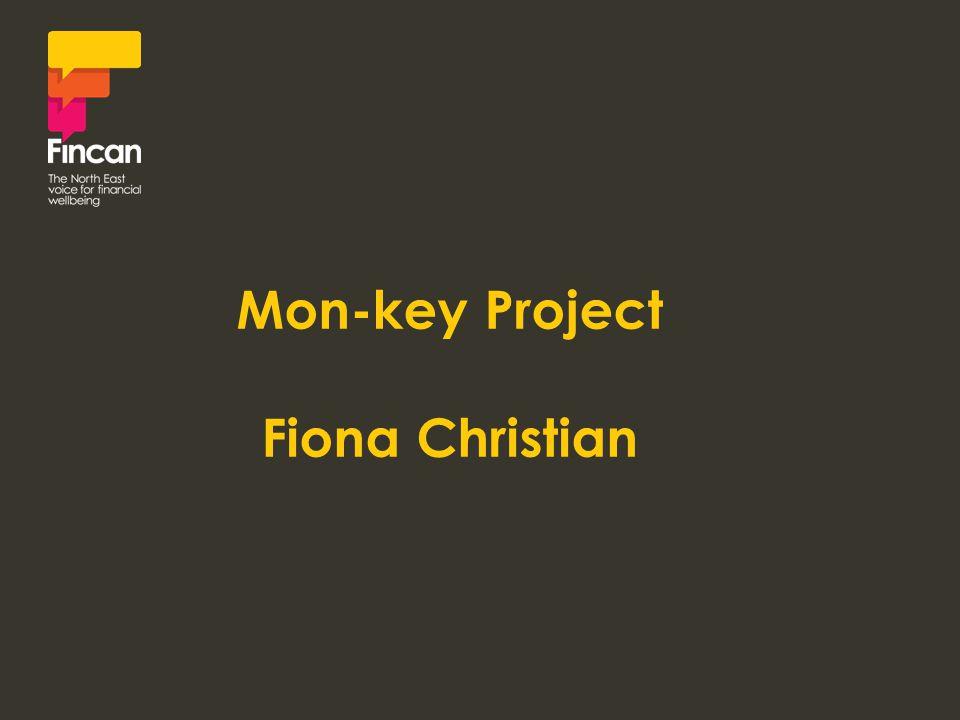 Mon-key Project Fiona Christian