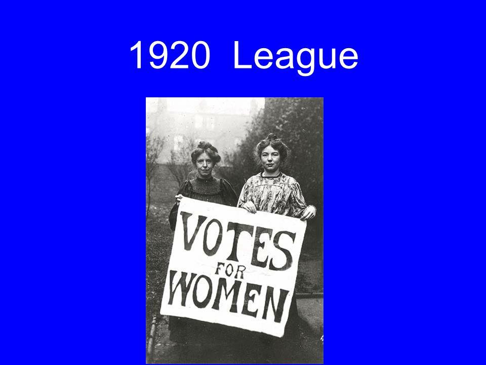 1920 League