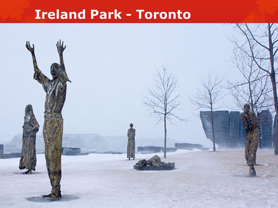 Ireland Park - Toronto