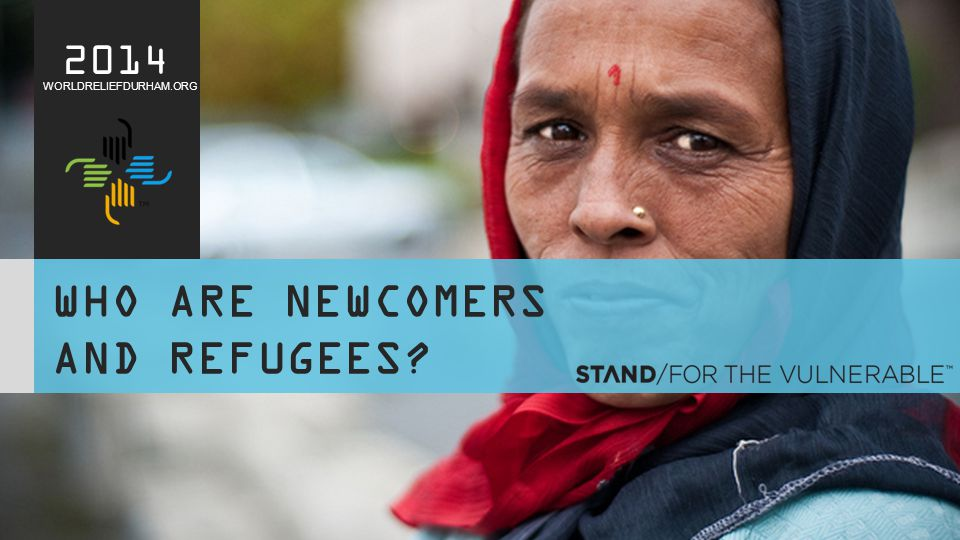 Through the United States Resettlement Program 10 Each Year, 70,000 Refugees are granted admission into the United States SOME OF THE LARGEST GROUPS INCLUDE: Burmese Iraqi Somali Sudanese Congolese Afghan Pakistani 70K 10% 7,000 REFUGEES RESETTLED 250 ANNUALLY
