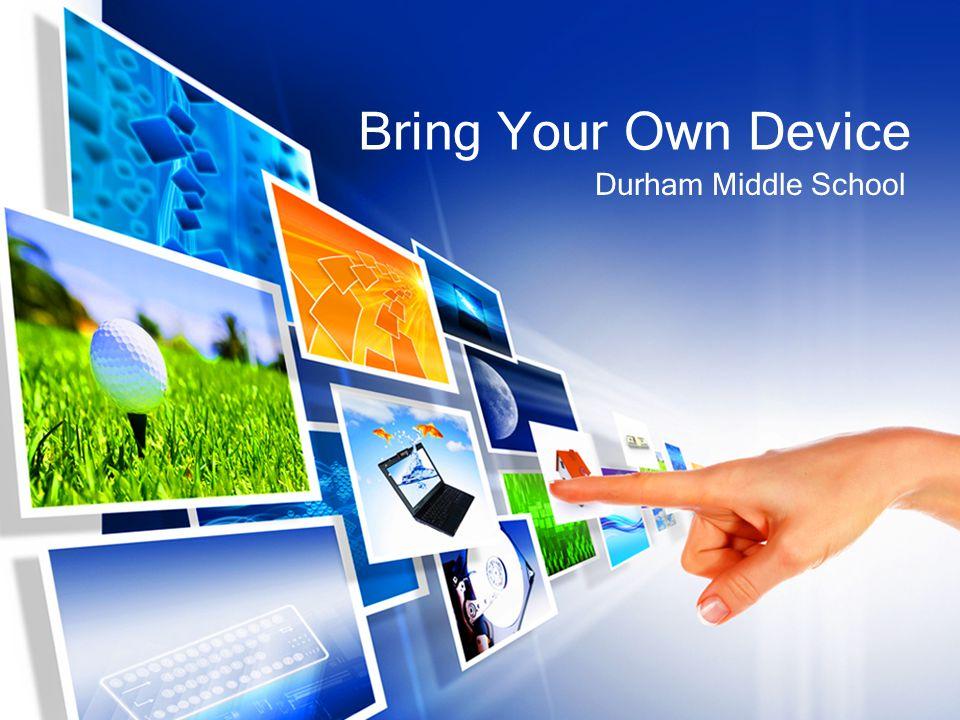 Durham BYOD Website