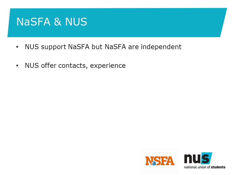 The NaSFA website