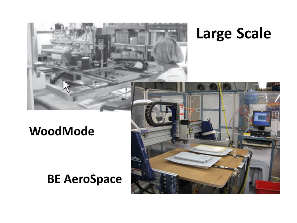 WoodMode BE AeroSpace Large Scale