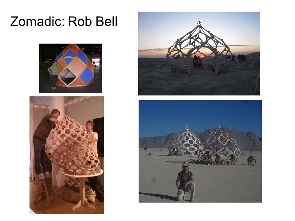 Zomadic: Rob Bell