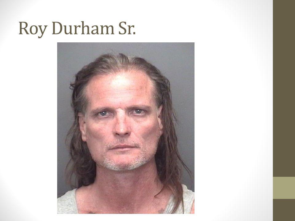 Roy Durham Sr.